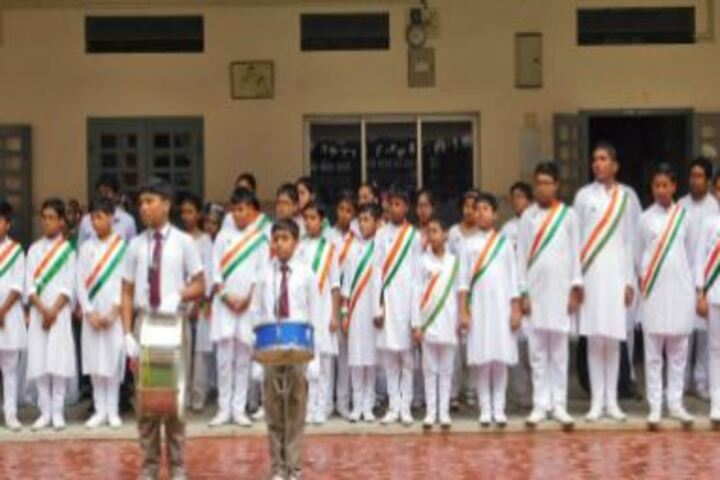Don Bosco School-Independence Day Celebrations