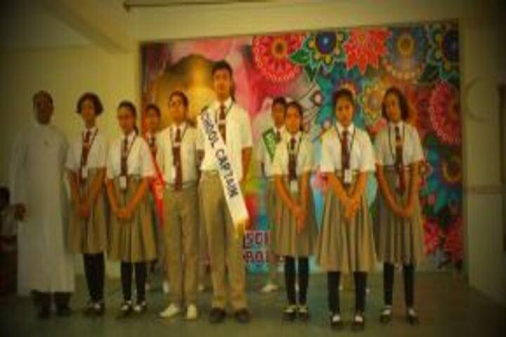 Don Bosco School-Investiture Ceremony