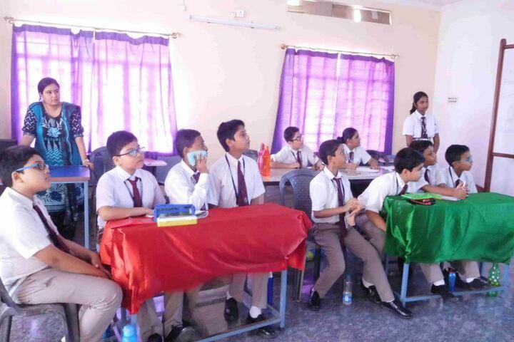 Don Bosco School-Quiz