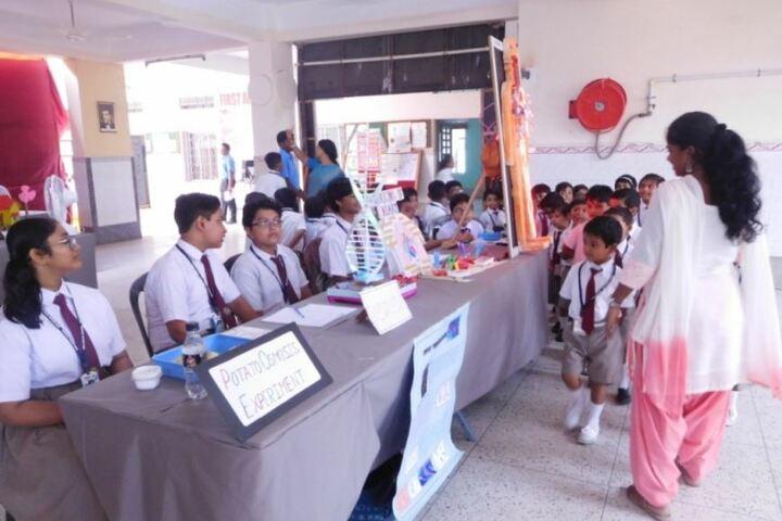 Don Bosco School-Science Exhibition
