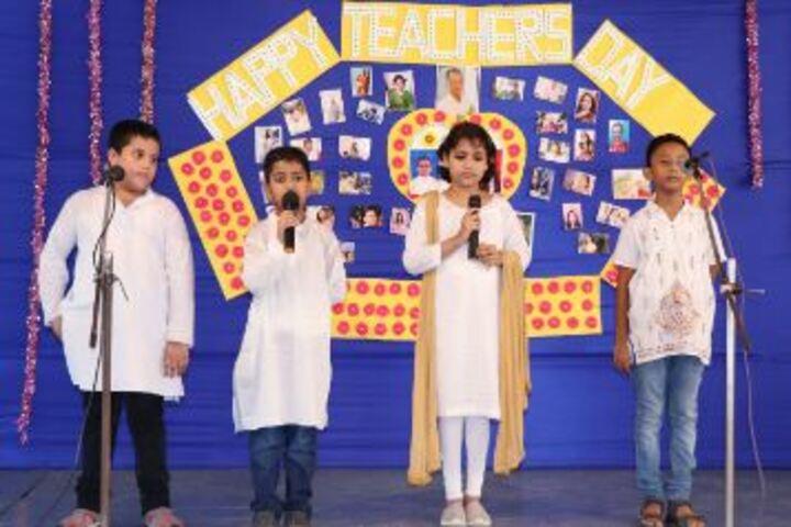 Don Bosco School-Teachers Day Celebrations