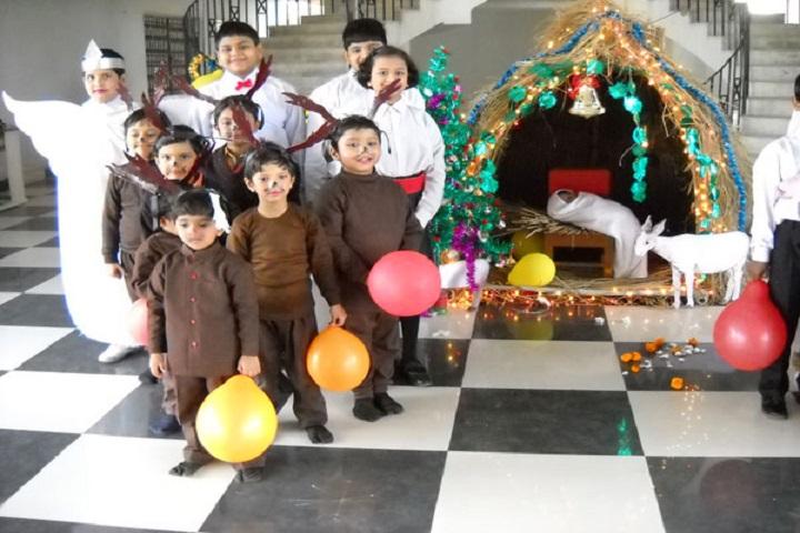 Camellia International School-Christmas Celebration