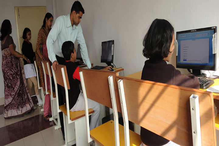 Camellia International School-Computer Lab
