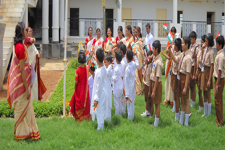 Camellia International School-Independence Day