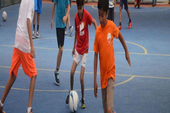 American School of Bombay-Sports