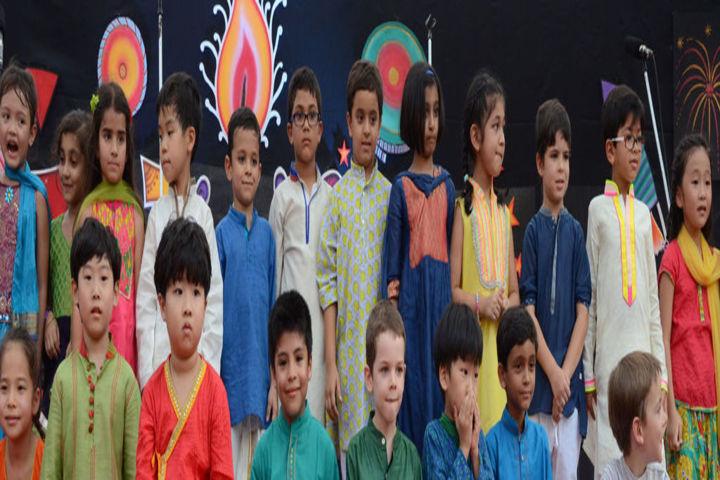 American School of Bombay-Festival Celebration