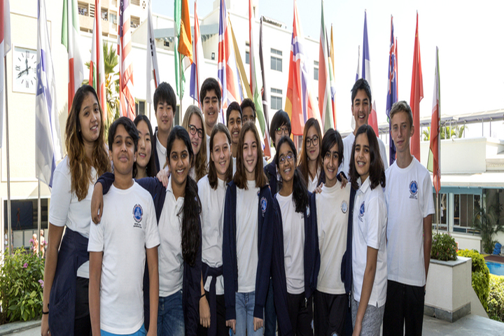 Mahindra International School-fun Moment
