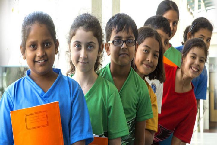 Mahindra International School-Student