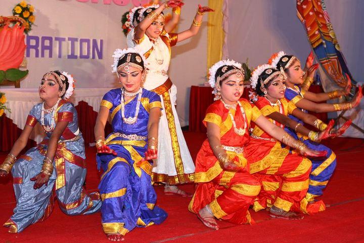 Kakatiya Public School - Bharatanatyam