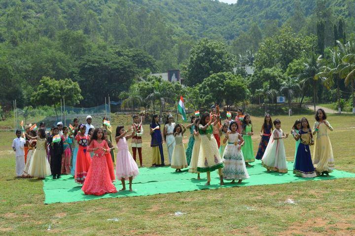 Kakatiya Public School - Independence Day