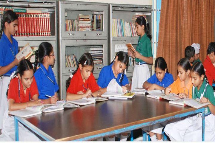 Kakatiya Public School - Library