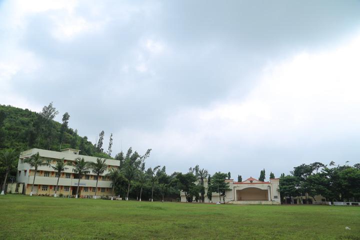 Kakatiya Public School - PlayGround