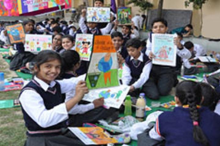 Kakatiya Public School - Poster Presentation