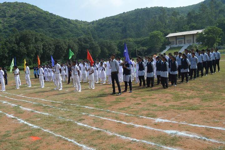Kakatiya Public School - Sports Day