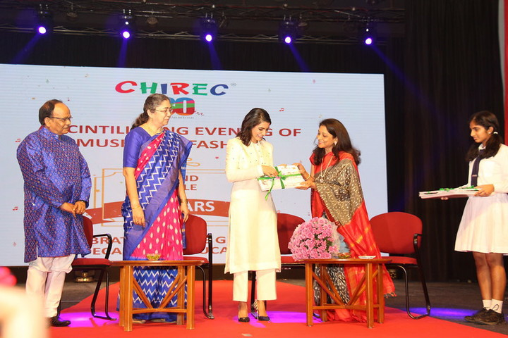 CHIREC International School-Event