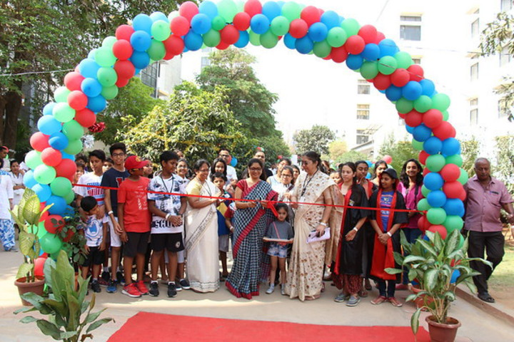CHIREC International School-Function