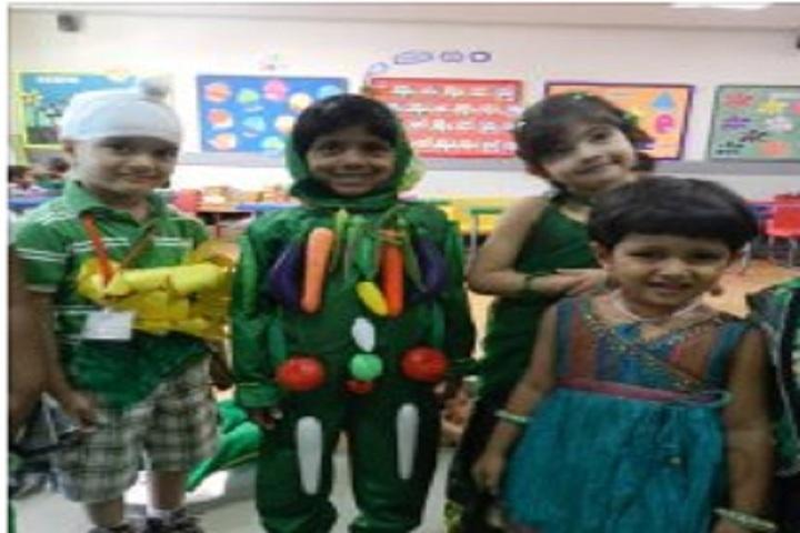 Chennai Public School-Activities