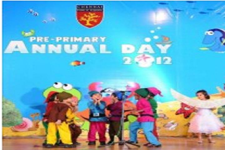 Chennai Public School-Annual Day