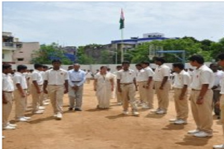 Chennai Public School-Independents Day