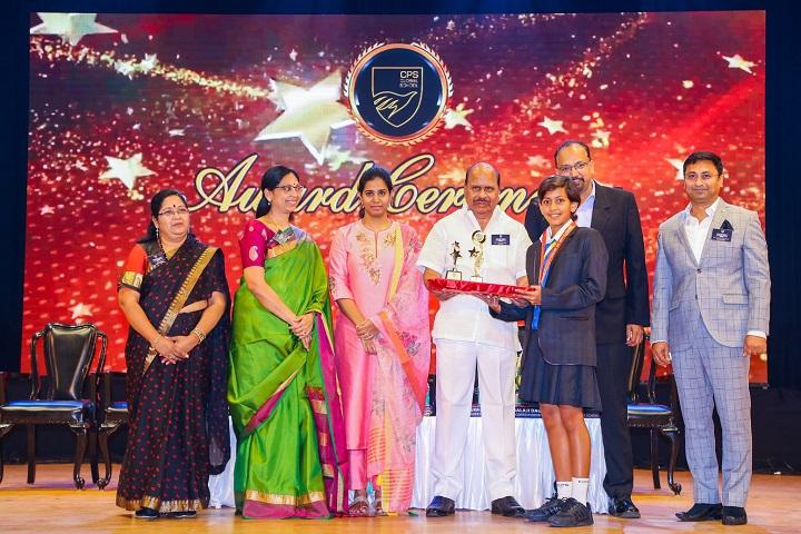 Chennai Public School-Prize