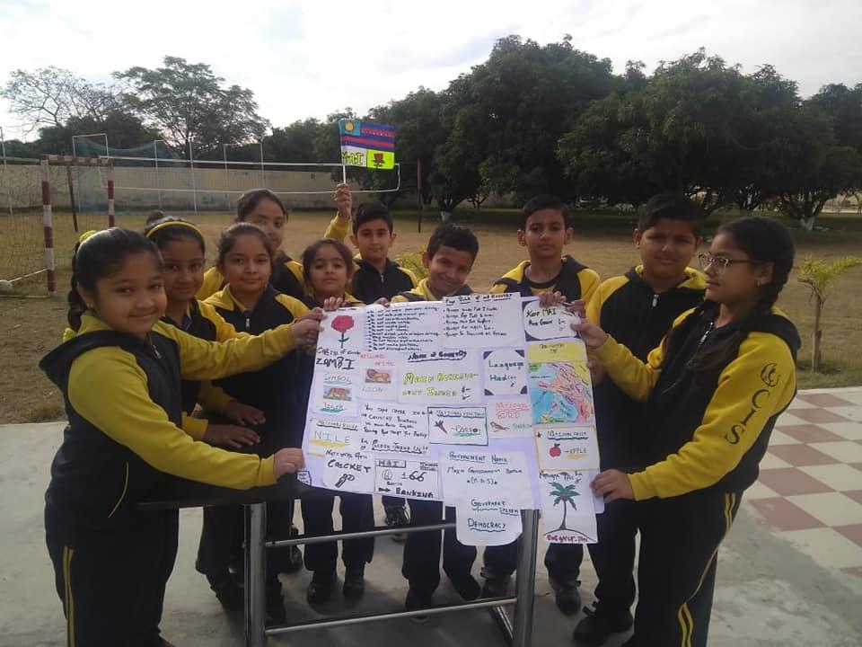 Caledonian International School-Exhibition