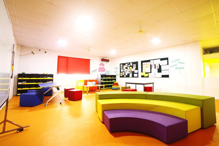 Caledonian International School-Art Room