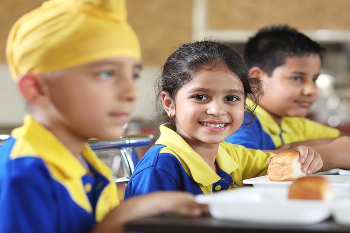 Caledonian International School-Cafeteria