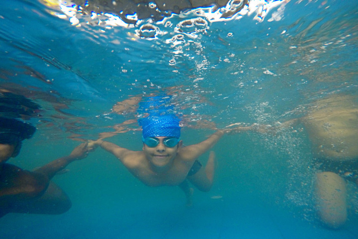 Caledonian International School-Swimming Pool