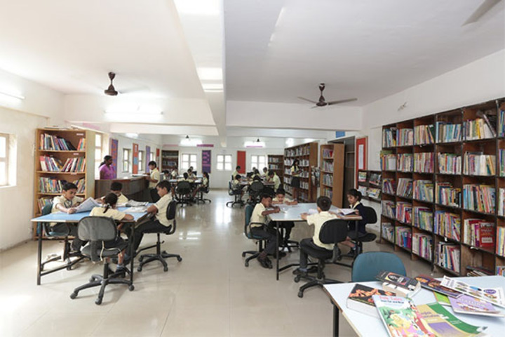 Prudence International School-Library