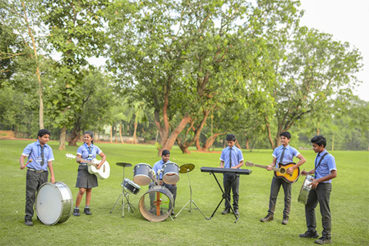 Prudence International School-Music