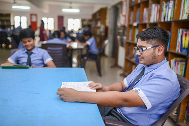 Prudence International School-Reading Room