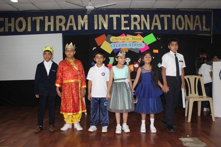 Choithram International - Event