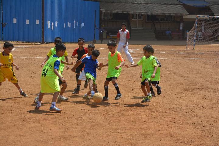 Christ Church School-Football
