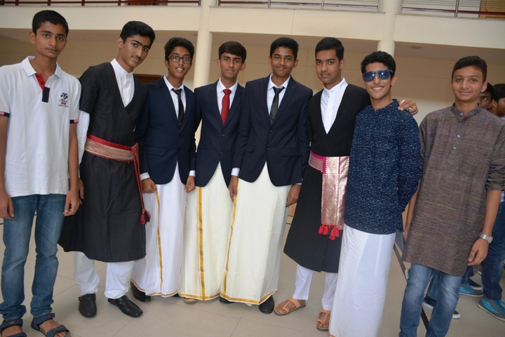 Christ Junior College-Students