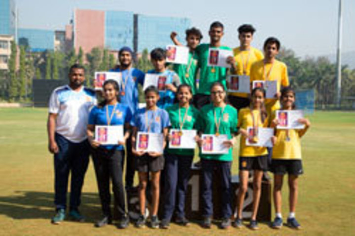 D Y Patil International School-Achievers