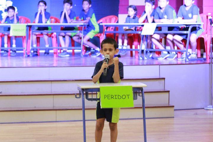 Don Bosco International School-Activity