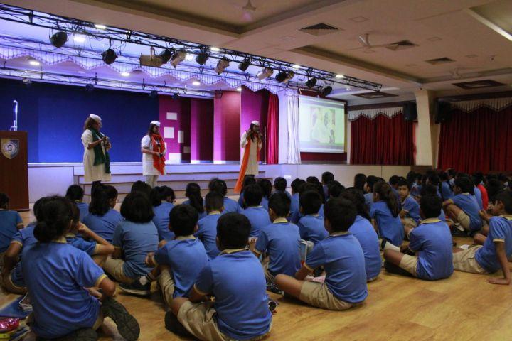 Don Bosco International School-Drama