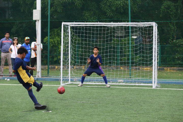 Don Bosco International School-Sports