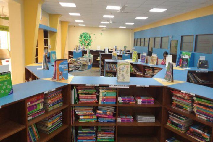 Don Bosco International School-Library