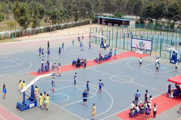 Ebenezer International School-Football