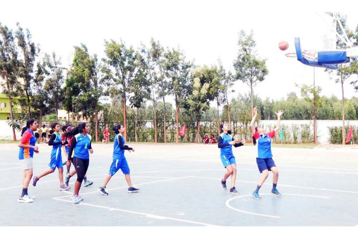 Ebenezer International School-Basketball