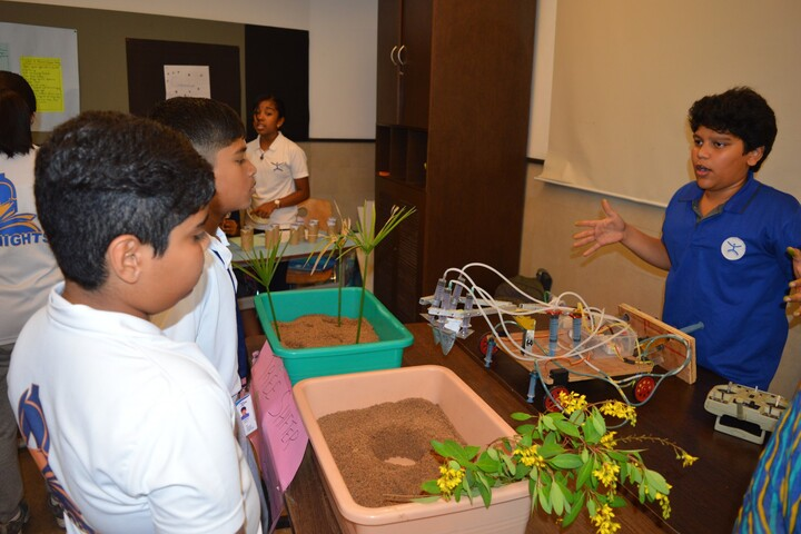 Hiranandani Upscale School-Science Exhibition