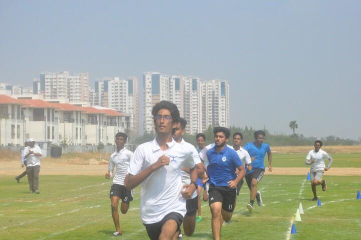 Hiranandani Upscale School-Sports