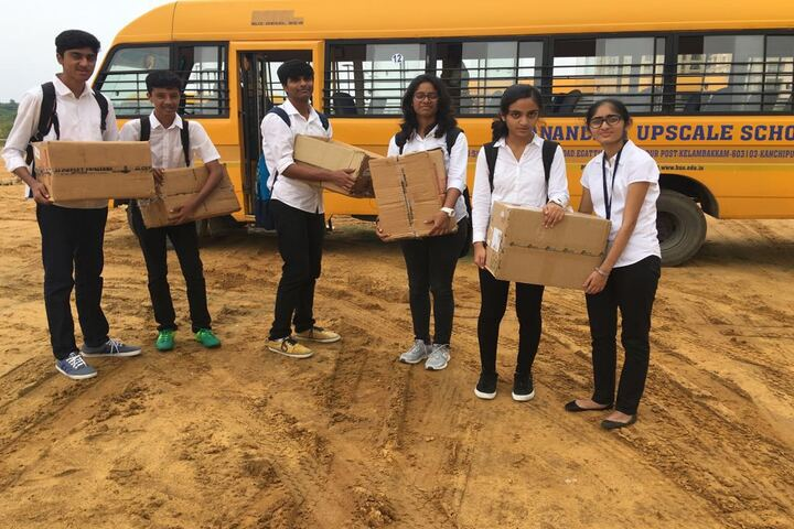Hiranandani Upscale School-Transportation