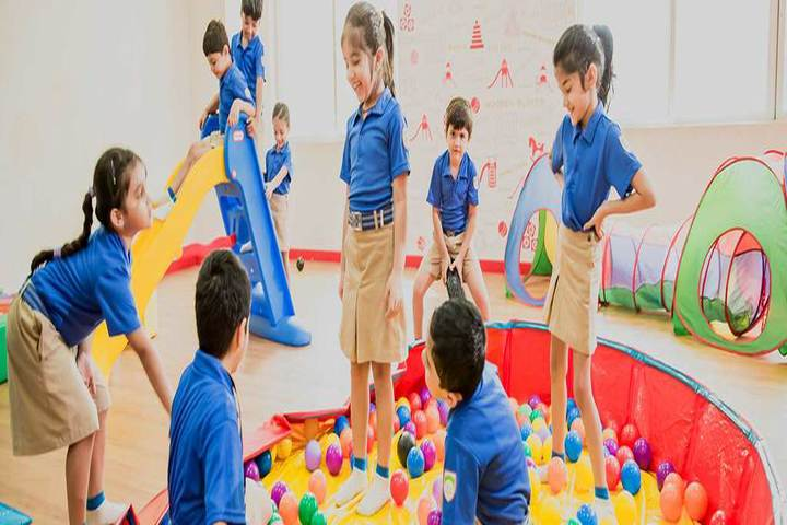 JBCN International School-Play Room