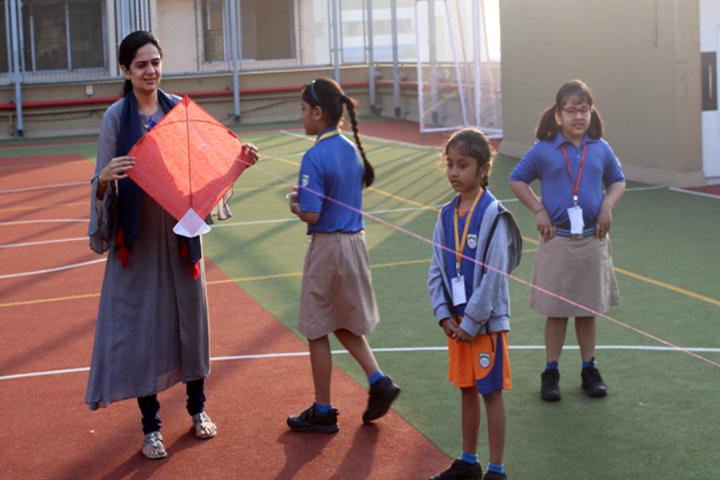 JBCN International School-Kite Festival
