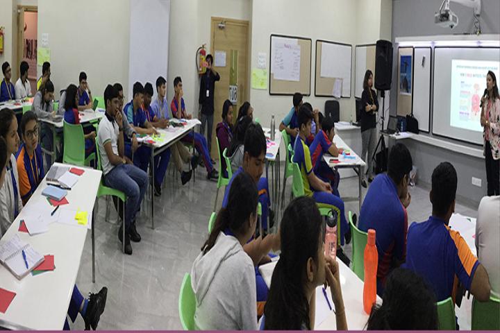 JBCN International School-Seminar Hall