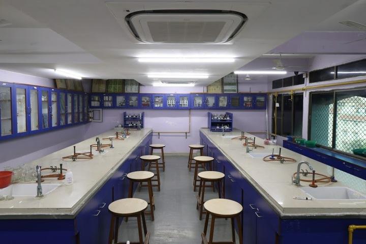 JG International School-Chemistry Lab