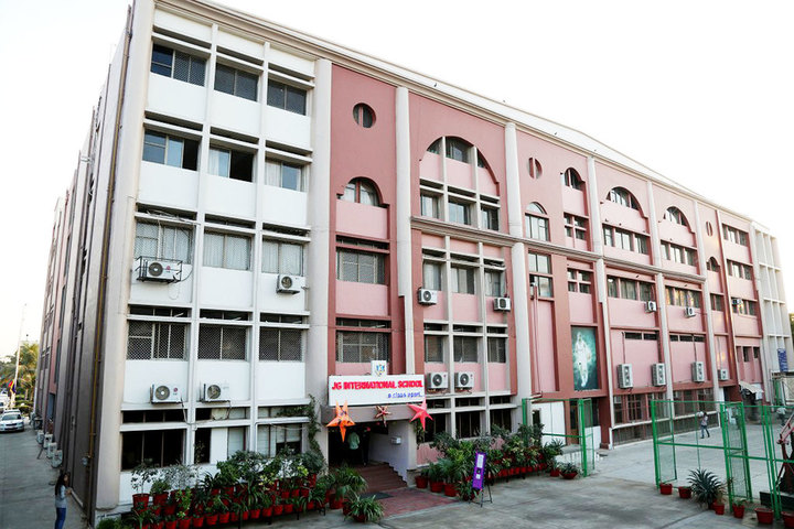 JG International School-Campus