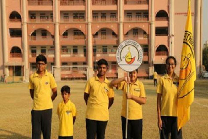 JG International School-Sports Day